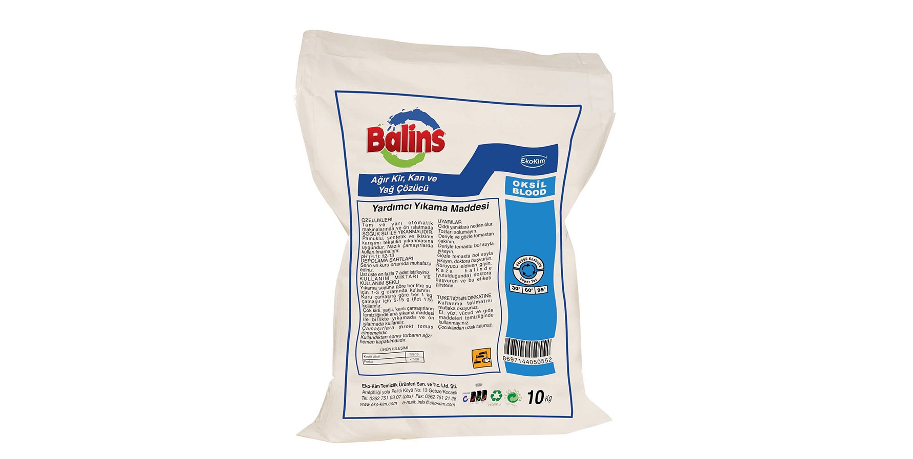 BALINS K-320 OKSIL BLOOD